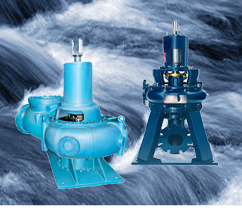 Water and Wastewater Pumps